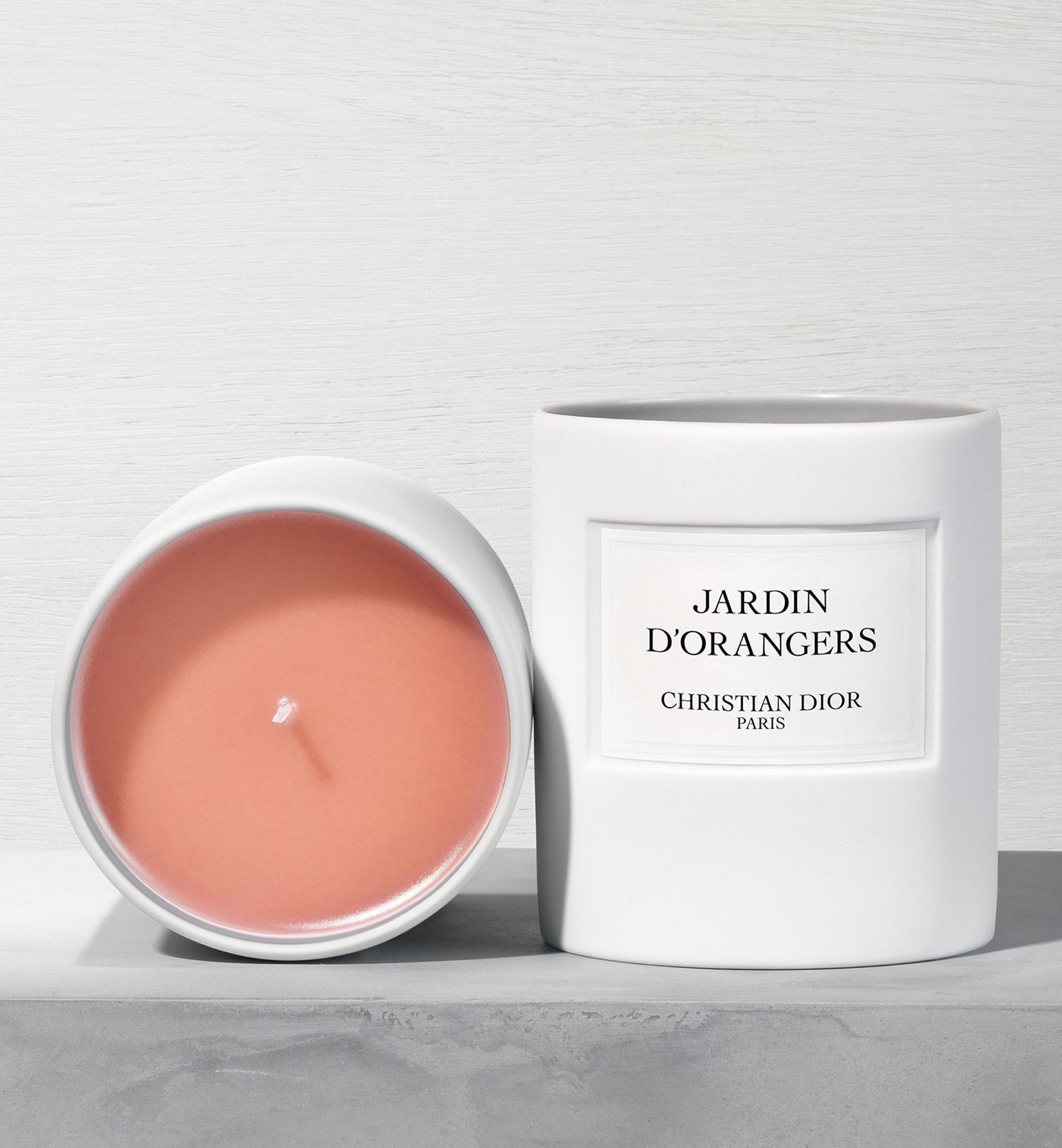 JARDIN D'ORGANGERS CANDLE