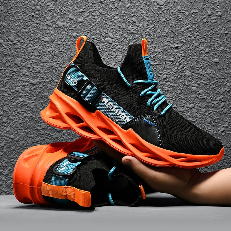 Slipstream (Black Orange)