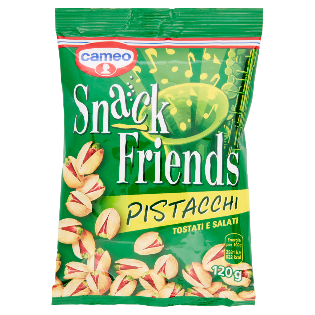 cameo-snack-friends-pistacchi-120-g