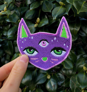 Kooky Kitty Patch