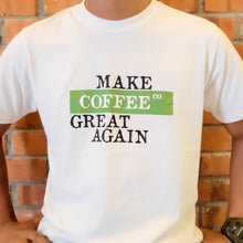 Load image into Gallery viewer, Eight Ounce Coffee Co. T-shirt