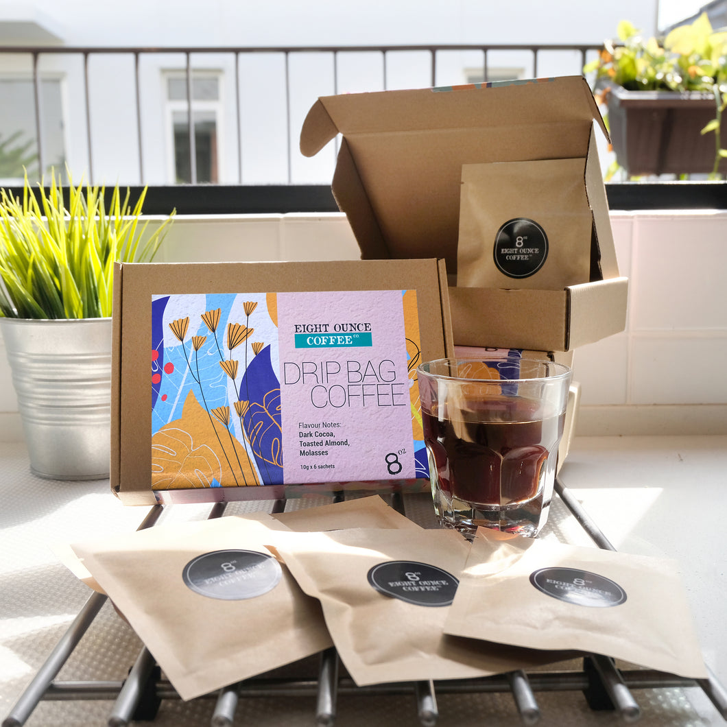 Drip Coffee (Eight Ounce Coffee Co. House Blend)