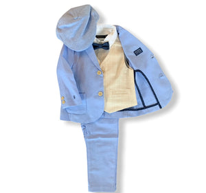 Boys Baptismal Outfits