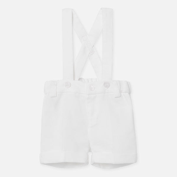 Mayoral 5 piece Baptismal short outfit