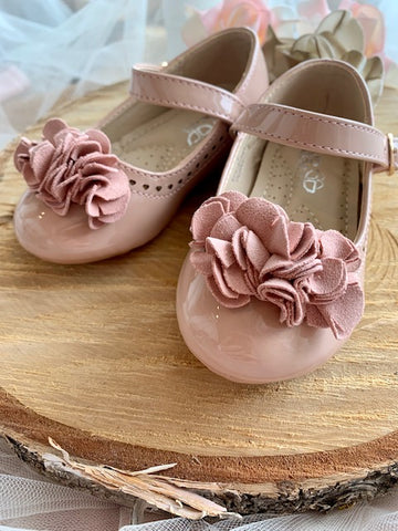 Rose Flower Walking Shoe