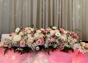 Head Table Arrangement 13