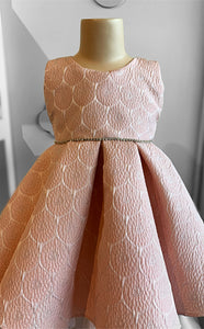 Jolene Pink Diamond Dress