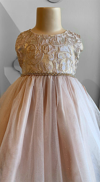Jolene Pink Tulle Dress