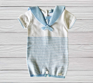 Baby Blue Captain Outfit