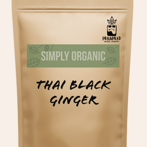Simply Organic Thai Black Ginger - HerbHead