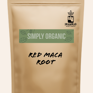 Simply Organic red maca root - HerbHead