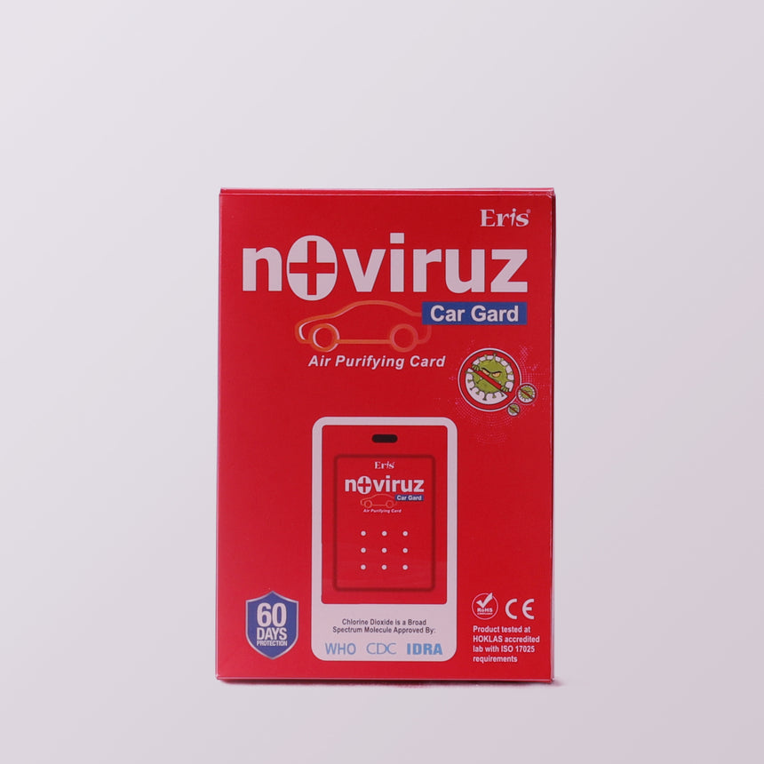 noviruz Car Gard - 3 in the box