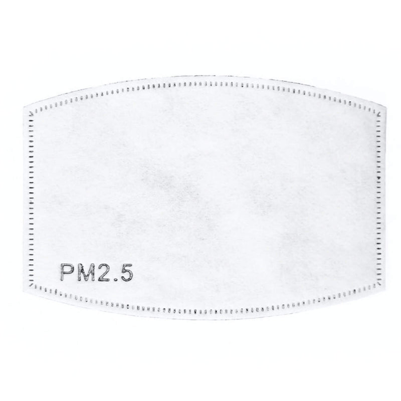 5-Pack of Filters for Masks