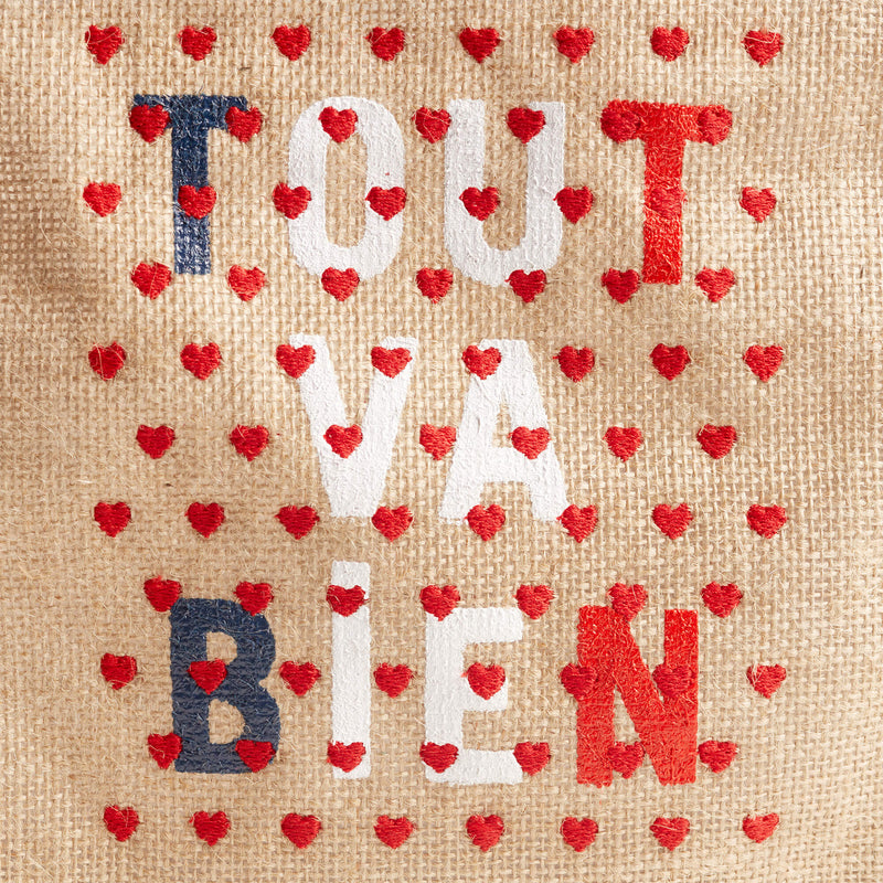 description_Embroidered hearts made with love.