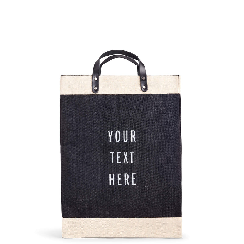 Market Bag in Black