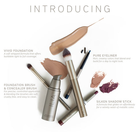 introducing new Ilia Beauty products!!