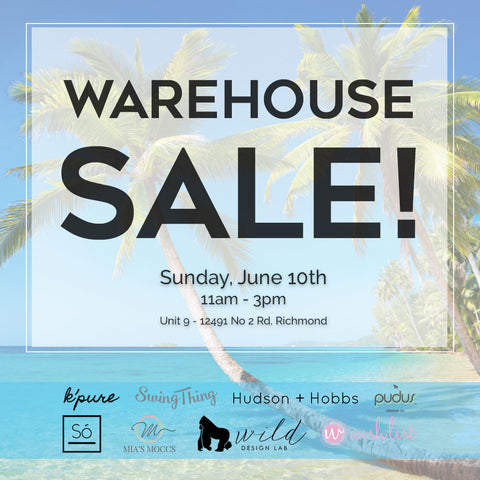 warehouse sale wish.list boutique