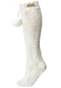 Roberta Slipper Socks - Silver - wish.list boutique