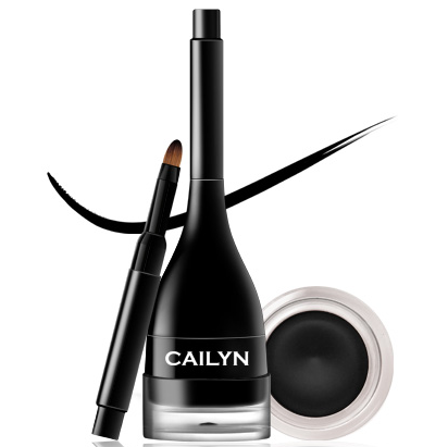 Line-Fix Gel Eyeliner - Black