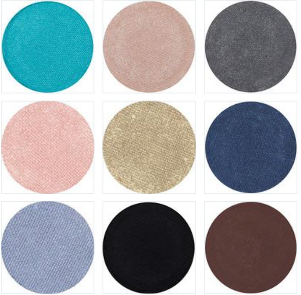 PiPod Pi Pressed Mineral Eyeshadows