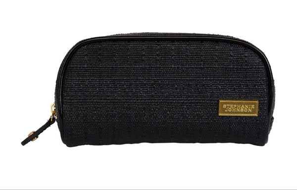 Emma Junior Cosmetic case - Nolita Black - wish.list boutique