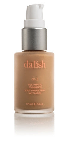 Silk-to-Matte foundation 75% natural - wish.list boutique
