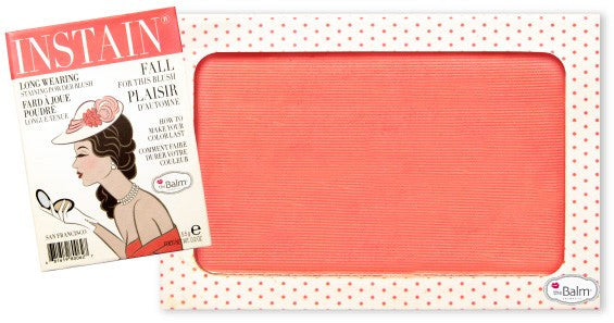 InStain Blush - Swiss Dot
