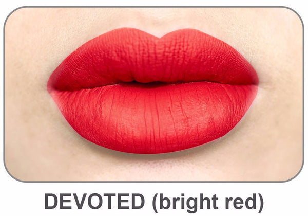 Meet Matt(e) Liquid Lipstick - Devoted - wish.list boutique