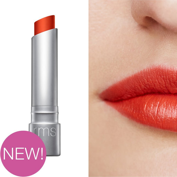 Wild With Desire Lipstick - firestarter - wish.list boutique