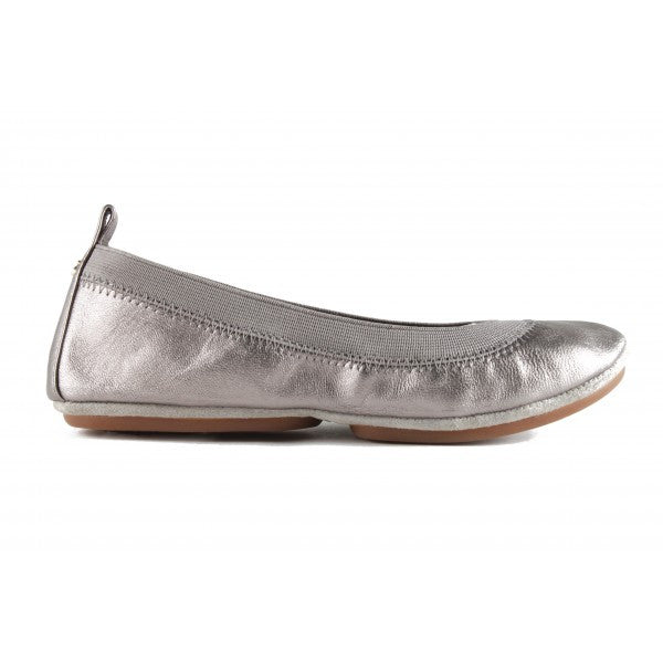 Yosi Samra Flats - Pewter - wish.list boutique