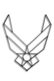 Air Force Symbol Metal Wall Art and Decor