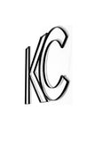 Metal Kansas City metal wall art and decor