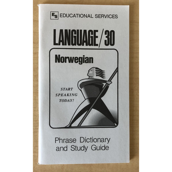 Norwegian Phrase Book
