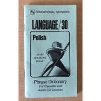 Polish Phrase Book