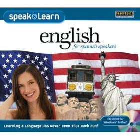 Speak & Learn English for Spanish Speakers (Software Download)