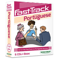 Fast-Track Japanese (6 CDs/Book)