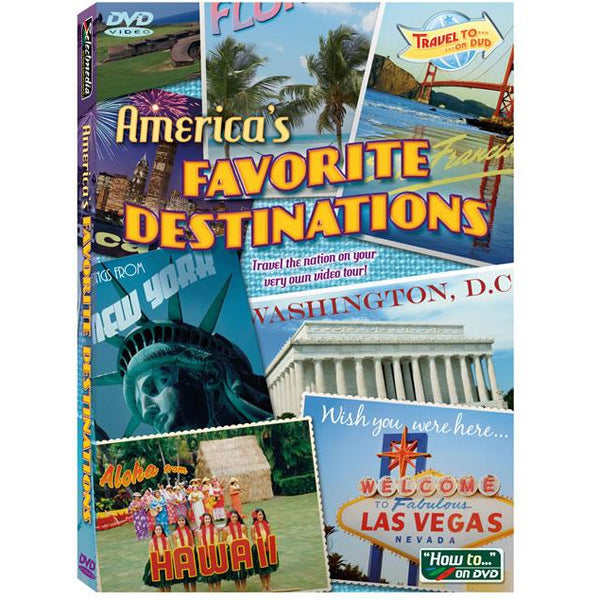 America's Favorite Destinations