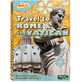 Travel to Rome and the Vatican