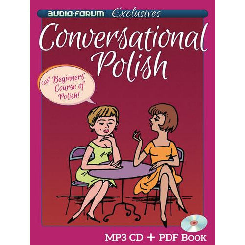 Conversational Polish (MP3/PDF)