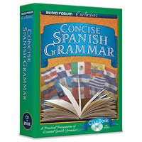 Concise Spanish Grammar (CD/Book)