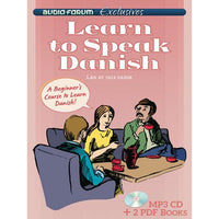 Learn to Speak Danish (MP3/PDF)