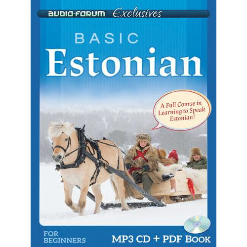 Basic Estonian (MP3/PDF)