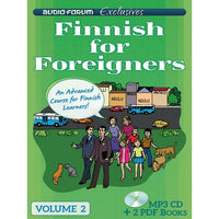 Finnish for Foreigners 2 (Download)