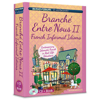 Branche Entre Nous 2 - French Informal Idioms (CD/Book)