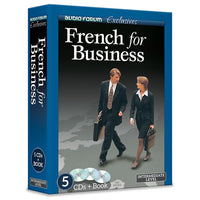 French for Business (5 CDs/Books)