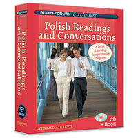 Polish Readings and Conversations (CD/Book)