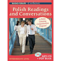 Polish Readings and Conversations (MP3/PDF)