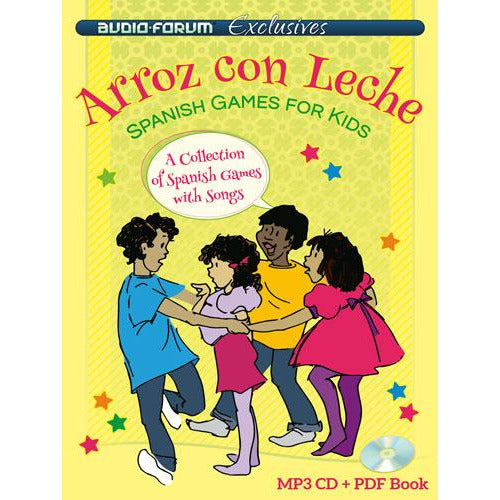Spanish for Kids: Arroz Con Leche (MP3/PDF)