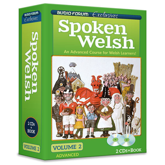Spoken Welsh 2 (2 CDs/Book)