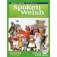 Spoken Welsh 2 (MP3/PDF)